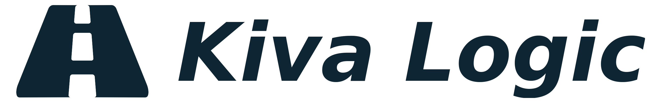 Kiva Logic Home Delivery Software Logo